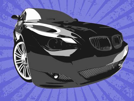Vector car Vector