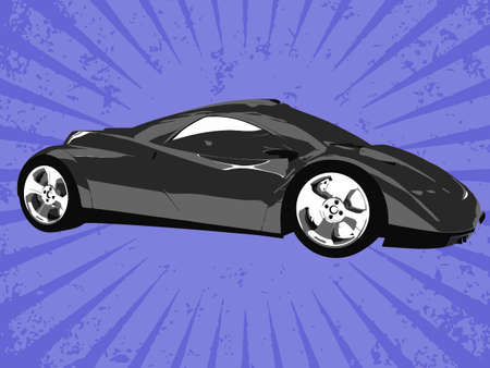 Vector car Stock Vector - 6454167