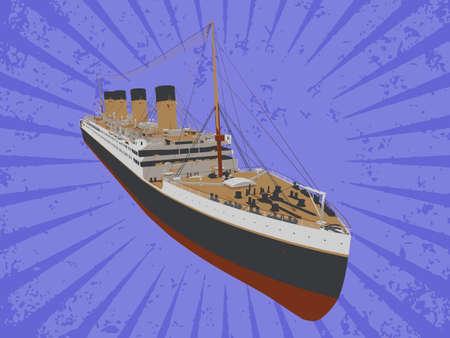 Vector ship Vector