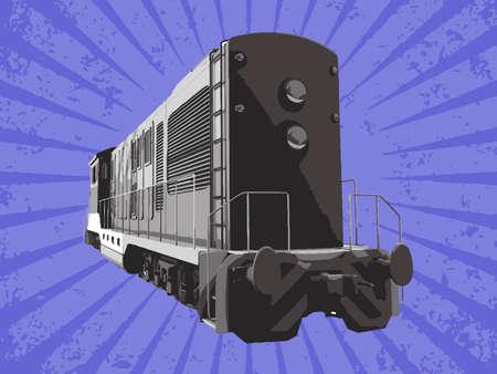Vector train Vector