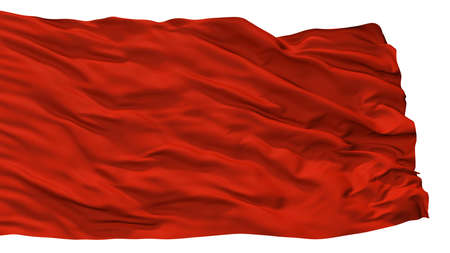 Oruro City Flag, Country Bolivia, Isolated On White Background Imagens