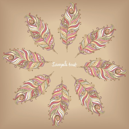 lightweight: Doily round lace pattern