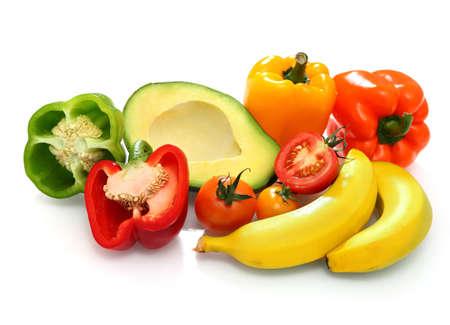 nutriments: VERDURAS Y FRUTAS