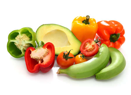 veggies: VEGETABLES AND FRUITS