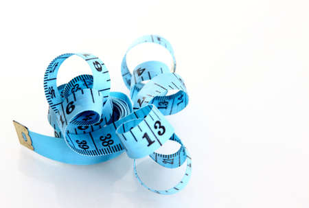 metrik tape Stock Photo