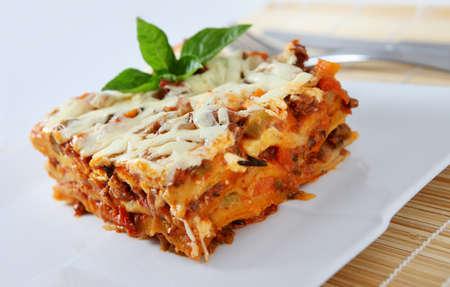 lasagna Stock fotó