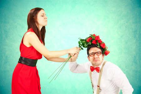 courtship: Funny Valentine