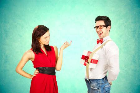 winning proposal: Funny Valentine