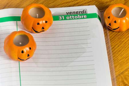 halloween event on the italian calendar