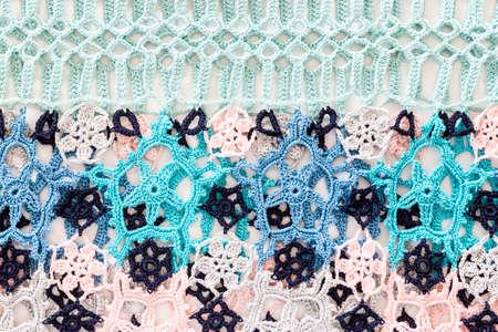 cotton knit sweater Stock Photo