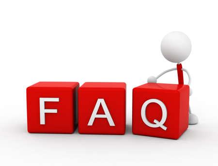 FAQ Illustrations
