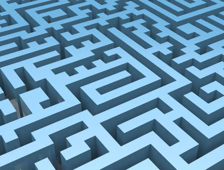 Maze Illustrations