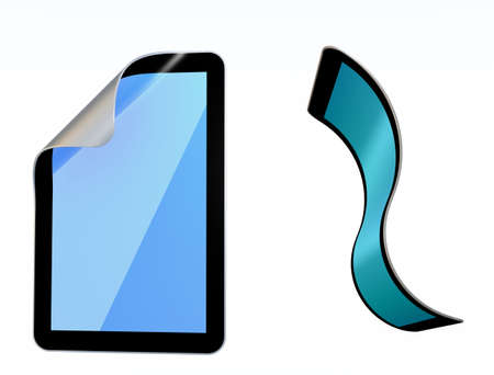 Thin tablet