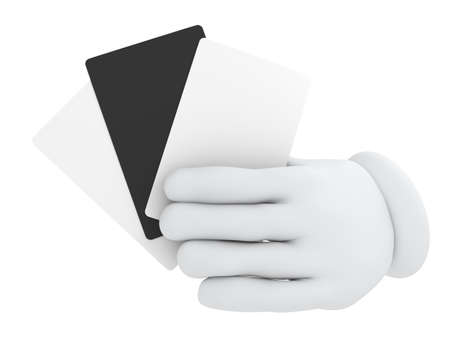 Cards Illustrations 写真素材