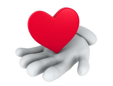 Heart Illustrations 写真素材