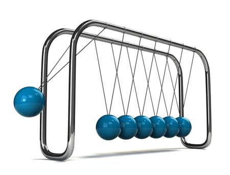 Newton's Cradle Stockfoto - 115779726