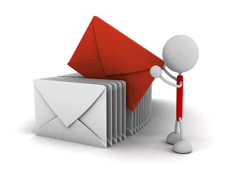 Mailbox Stok Fotoğraf - 119814128