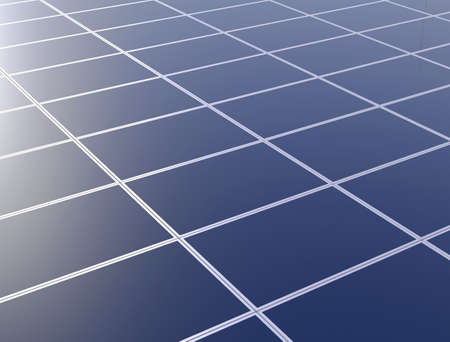 Solar panels 写真素材