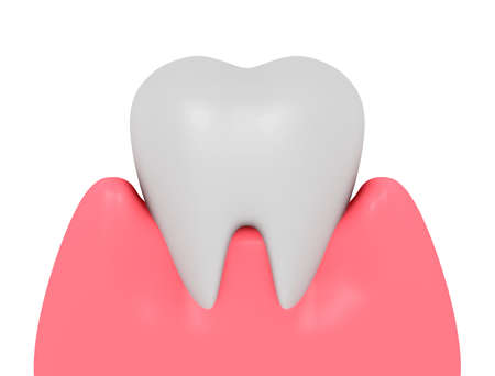 Healthy teeth and gums Imagens