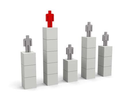 Blocks and pictogram Imagens - 131756854