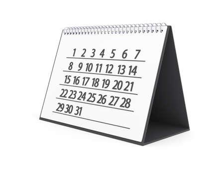 Kalendarz stołowy