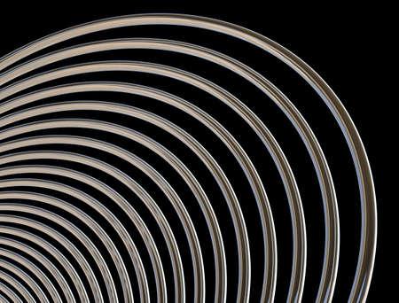 Silver pattern Imagens