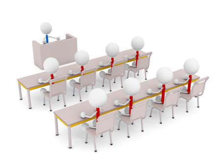 Seminar speaker