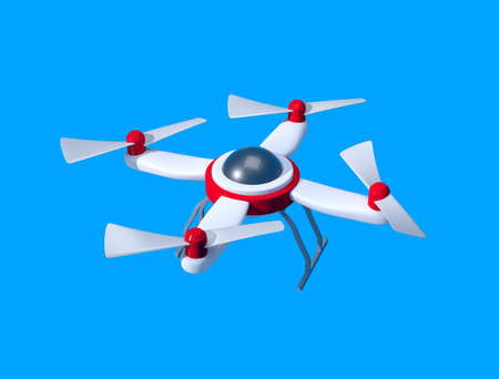 Electric drone
