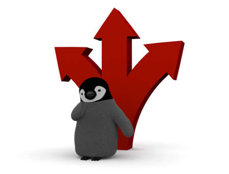 Penguin and arrow options