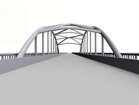 Big bridge road architecture