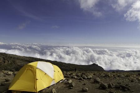 kilimanjaro: kilimandjaro tent