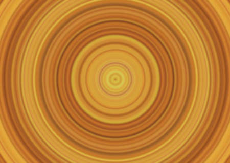 represents: A beige gradient which represents tree rings