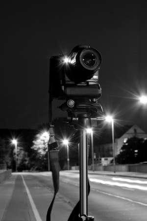 lampe: Radar Speed Trap Stock Photo
