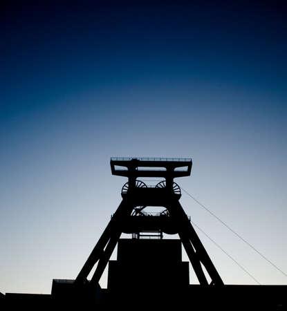 industrie: Zeche
