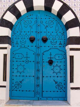 ferien: Sidi Bou Said Stock Photo