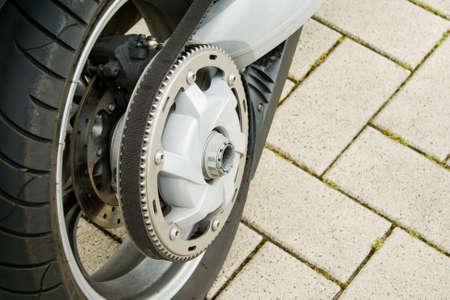 Motorbike Banco de Imagens - 1787259