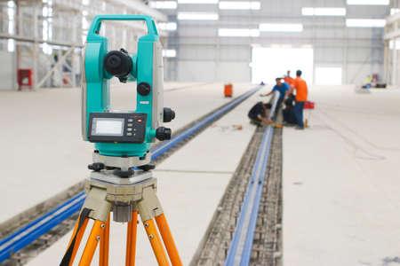 surveyors: The atmosphere indoor of heavy industrial plants.