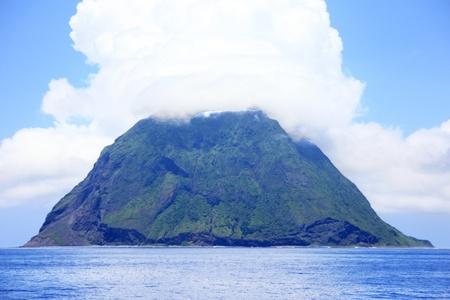 Iwo Island  volcanic islands  in Ogasawara Islands, Japan