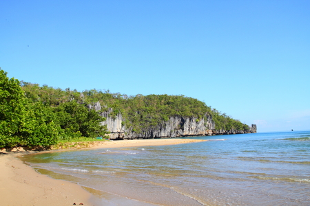 Puerto-Princesa Subterranean River National Park in Palawan, Philippines