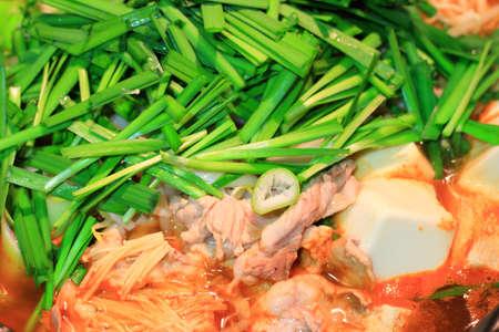 casserole: Kimchi casserole or Kimuchi Nabe in Japan