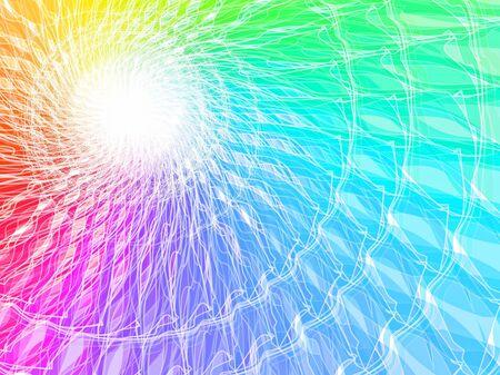 spectrum background Stock Photo - 7458460