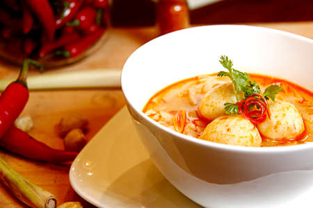 spicy: Spicy Fish Meat Bowl