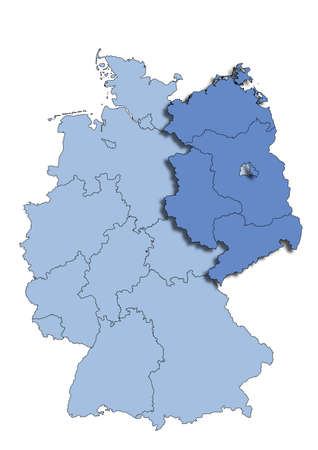 East Germany - DDR