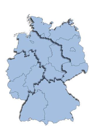 sectores: Sectores Alemania