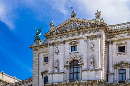 Vienna Hofburg Imperial Palace