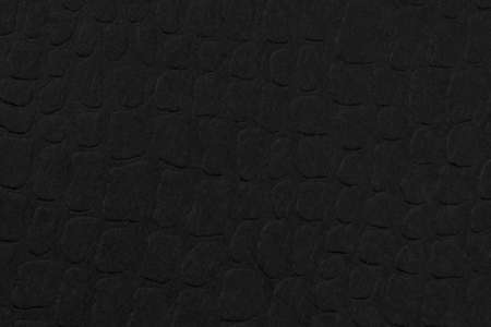 Black paper texture with embossing and stamping