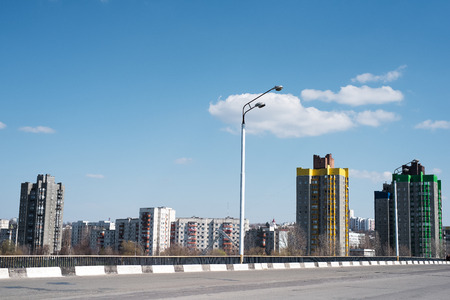 New buildings for people in Transnistria Moldova