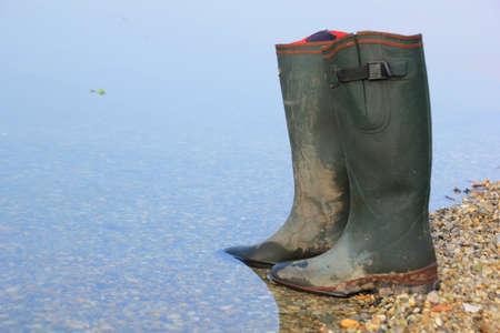 gum boots: Gum boots