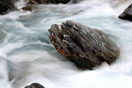 tearing: Rocky Creek
