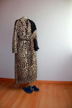 house robes: Bathrobe
